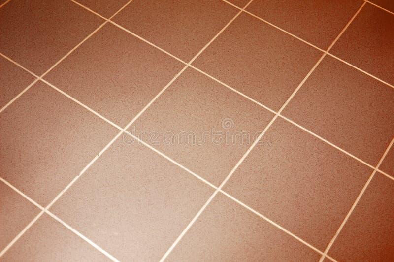 Assoalho de telha cerâmica foto de stock