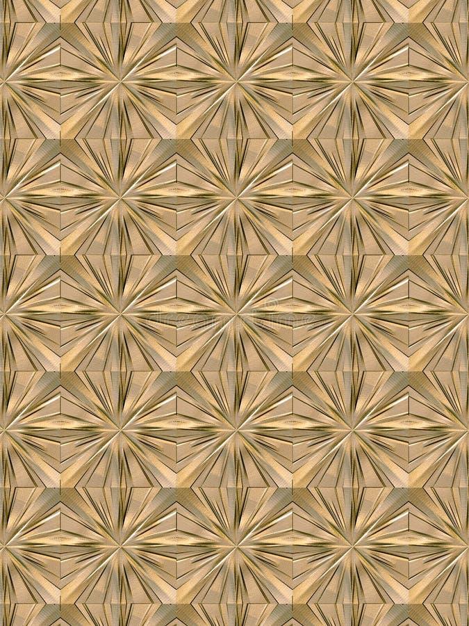 Download Assoalho De Telha Da Estrela/teto De Madeira Ilustração Stock - Ilustração de brilhante, quadrados: 539301