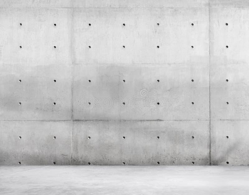 Assoalho do muro de cimento e do cimento para o espaço da cópia imagem de stock royalty free