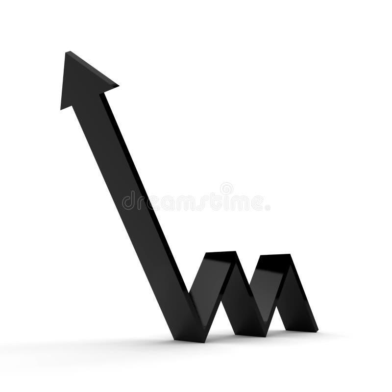 Assoalho do toque da rede de WiFi multi que está o monitor digital do toque da exposição do signage da exposição do anúncio do LC ilustração royalty free