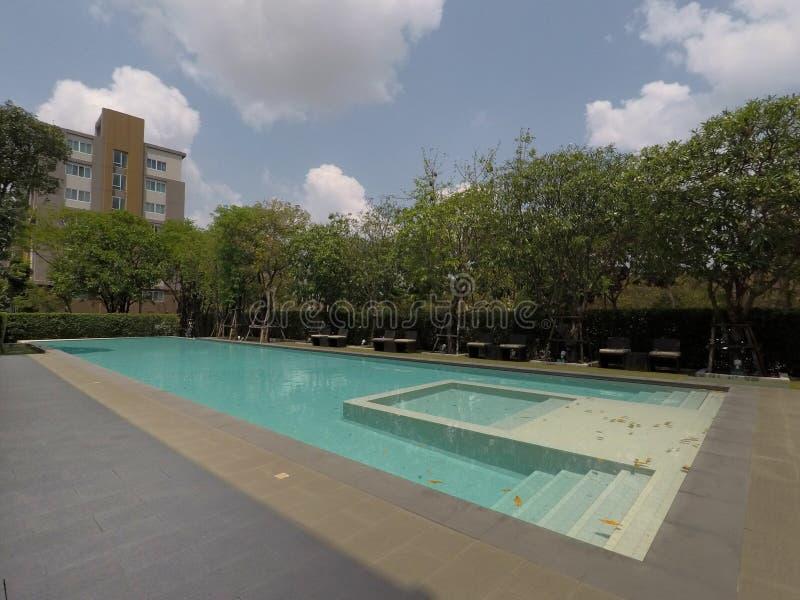 Associação de formação nadadora para os 2020 Olympics em Japão imagem de stock royalty free