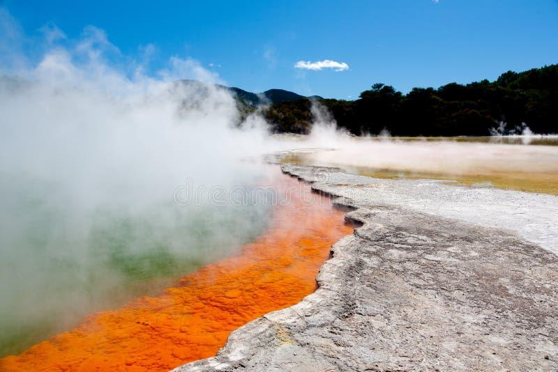Associação Geothermal foto de stock