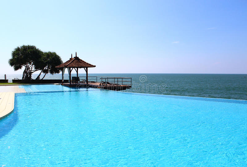 Associação, hotel Saman Villas, Sri Lanka fotos de stock