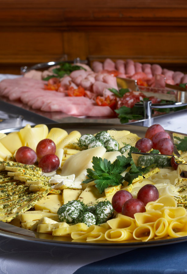 Download Assorted cheeses stock image. Image of restaurant, cuisine - 5005773