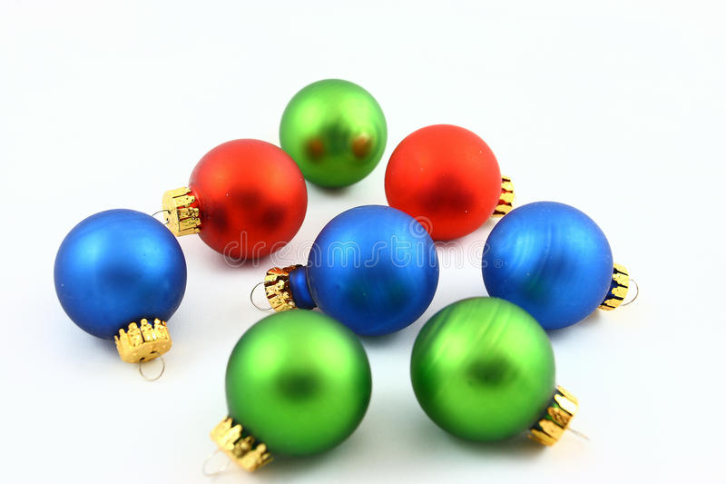 Download Assorted Christmas Ornaments Stock Image - Image: 11663951