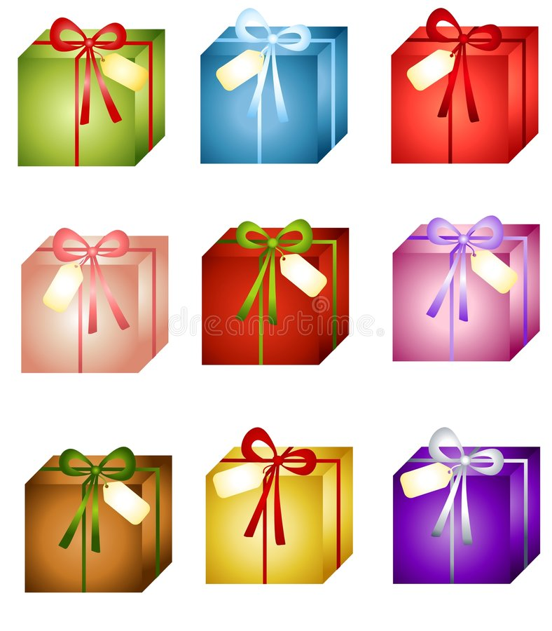 Free Assorted Christmas Presents Stock Photos - 7171803