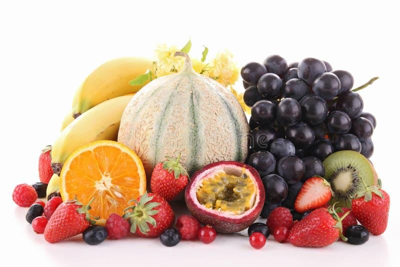 Assorted das frutas imagem de stock royalty free