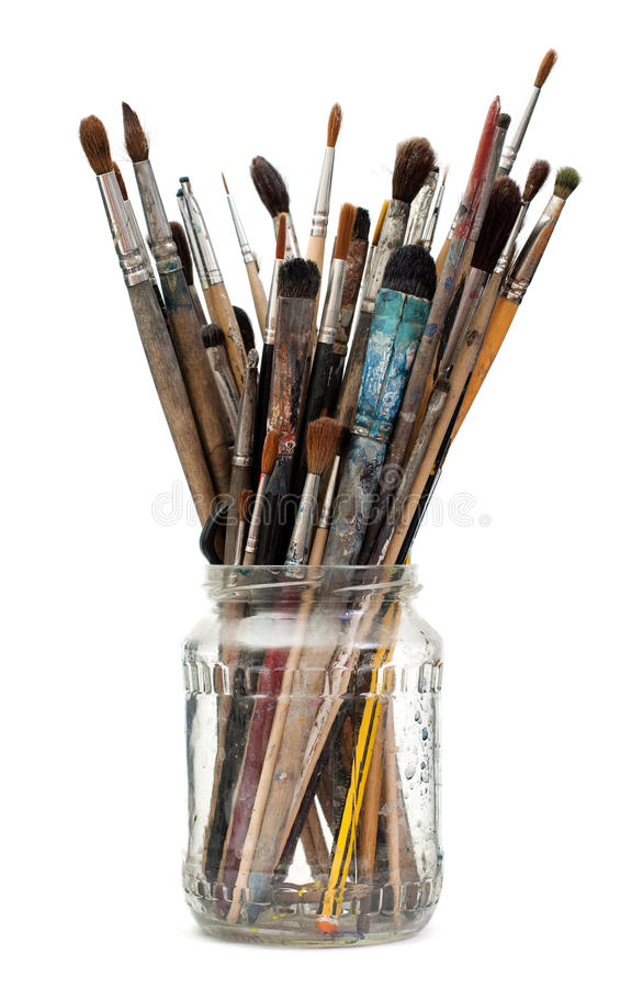 Alternative To Paint Brushes