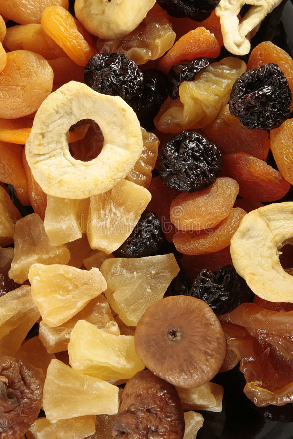 Download Assorted dried fruits stock image. Image of vegetarian - 10131291