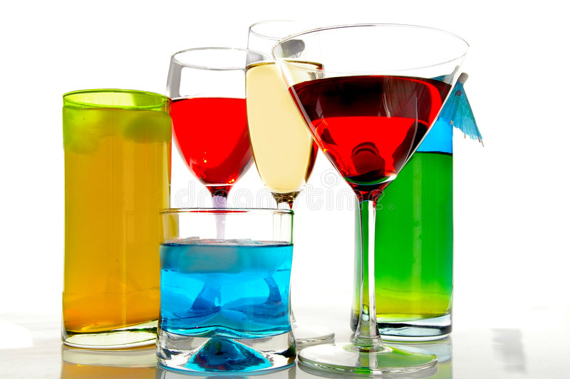 Download Assorted Drinks Royalty Free Stock Photo - Image: 2022005