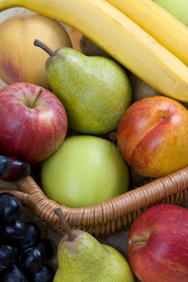 Download Assorted Fruit stock image. Image of green, harvest, delicious - 1332345