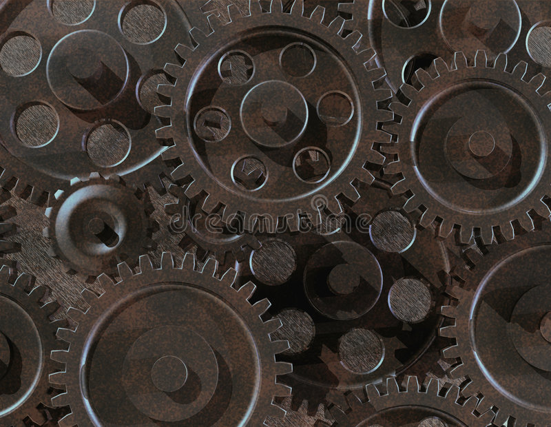Download Assorted gears stock image. Image of fabrication, transmission - 1647119