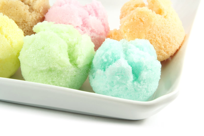 Download Assorted Ice Cream Flavors stock image. Image of assorted - 6068349