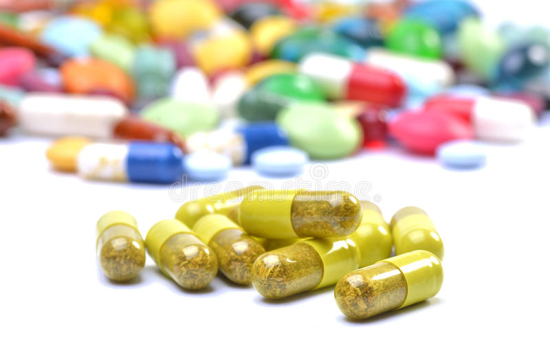 Download Assorted Pills Stock Images - Image: 28863074