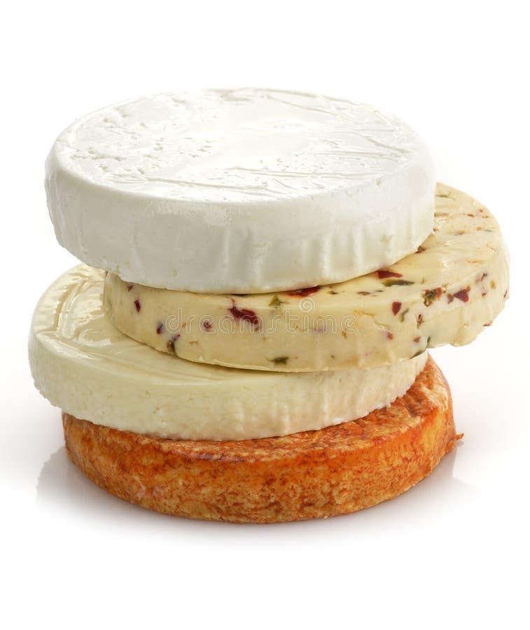 Assortiment de fromage photos libres de droits