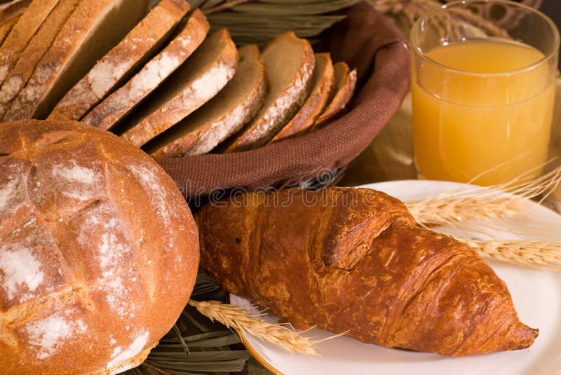 Download Assortment Of Baked Bread Stock Photo - Image: 3991980