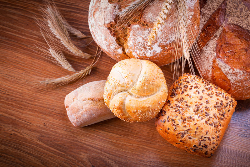 Download Assortment Of Fresh Bread Royalty Free Stock Images - Image: 33869349