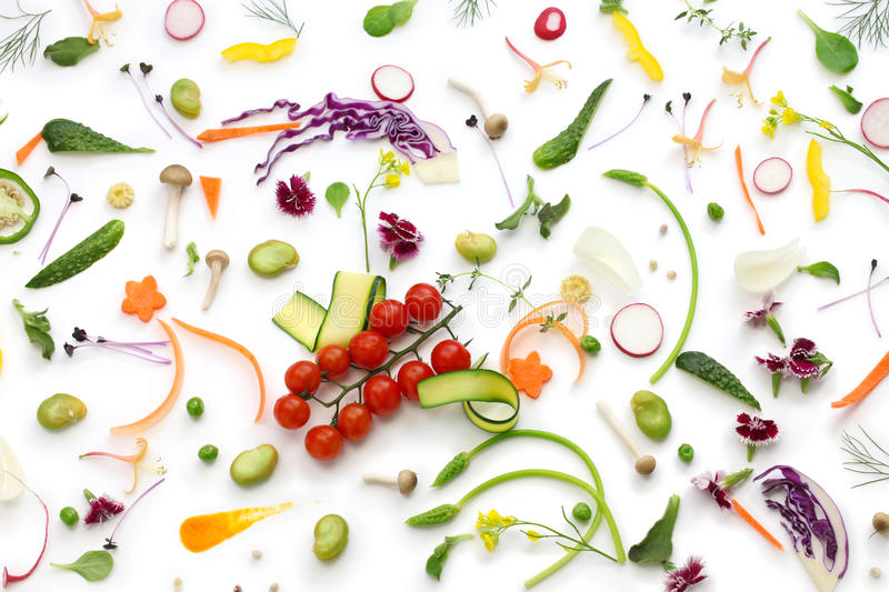 Download Assortment Fresh Vegetables Stock Photo - Image of collection, gargouillou: 41245964