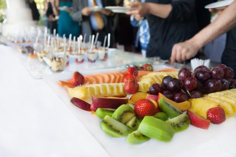 Assortment of fruits stock photo