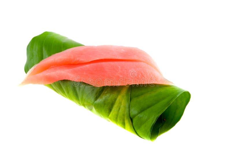 Assortment of Japanese Sushi stock photography