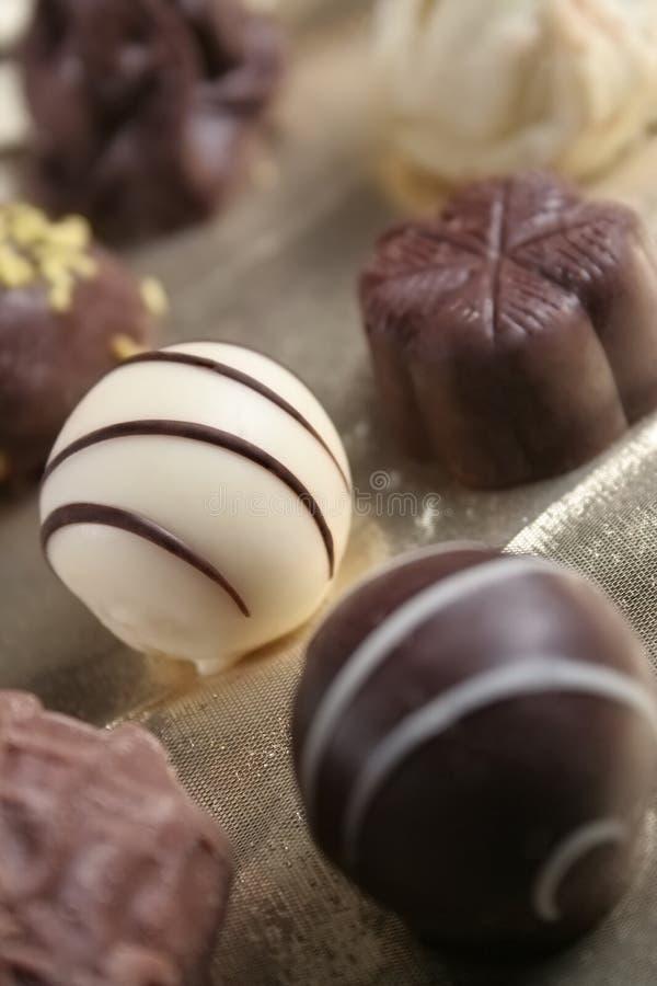 Free Assortment Of Chocolates Stock Image - 1714001