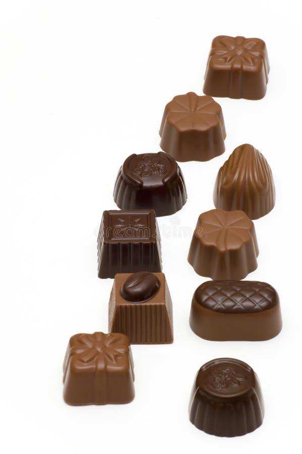 Free Assortment Of Chocolates Stock Photography - 3217512