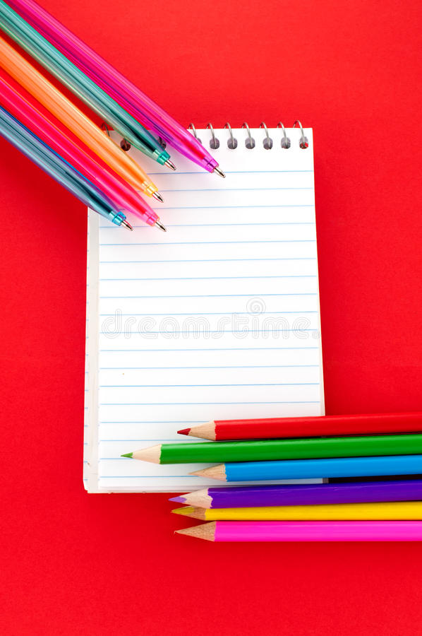 Download Assortment Of Stationery Royalty Free Stock Photo - Image: 25565575