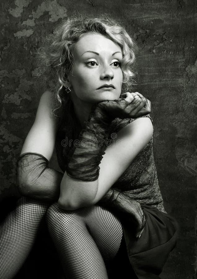 Download Сassum stock photo. Image of belle, expectation, shoulder - 1202744