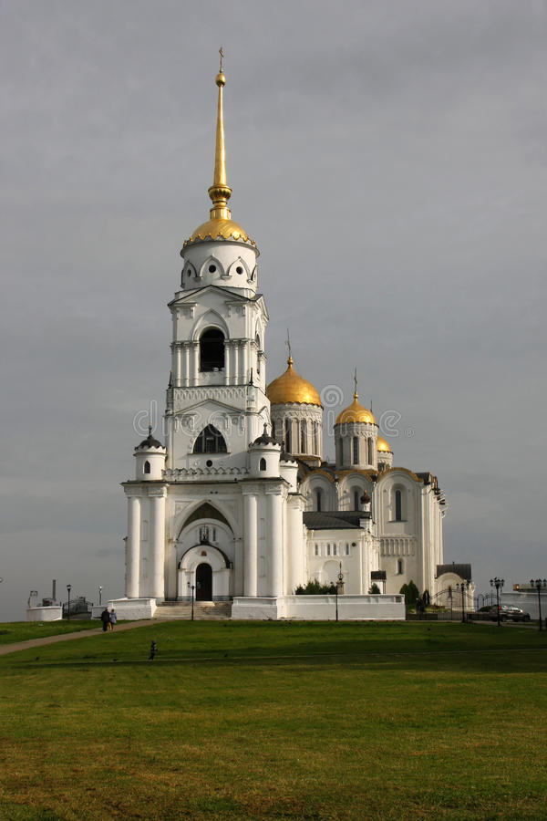 Download Assumption Cathedral Of Vladimir Stock Image - Image: 26596819