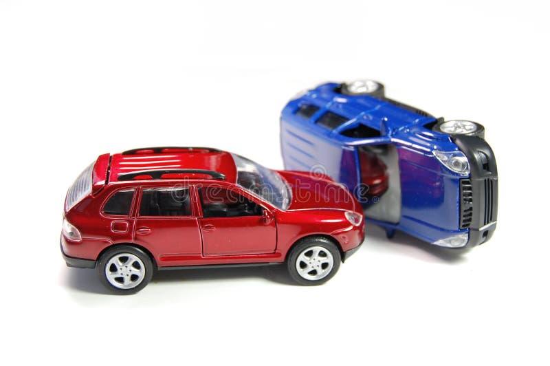 Assurance-accidents de véhicule images libres de droits