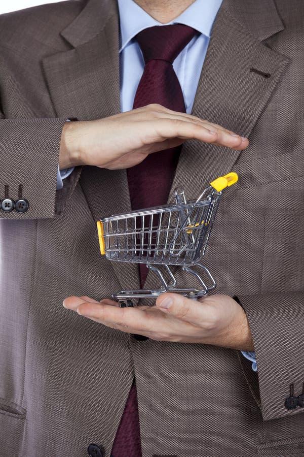 Assurance commerciale photographie stock