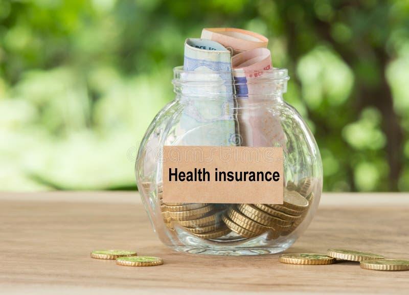 Assurance médicale maladie image libre de droits