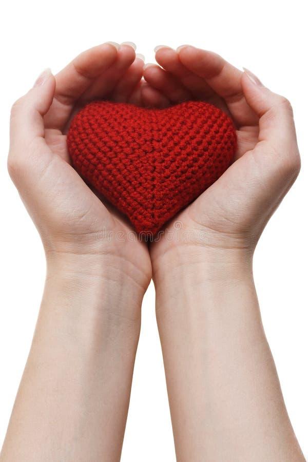 Assurance médicale maladie ou concept d'amour photo stock