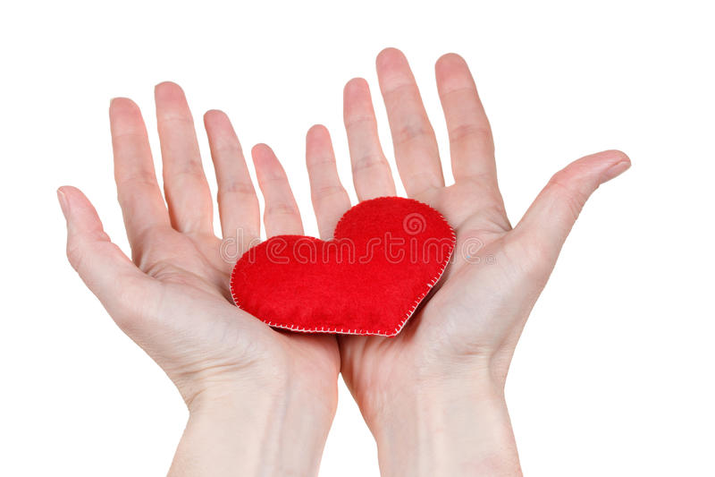 Assurance médicale maladie ou concept d'amour photo libre de droits