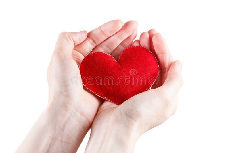 Assurance médicale maladie ou concept d'amour photographie stock
