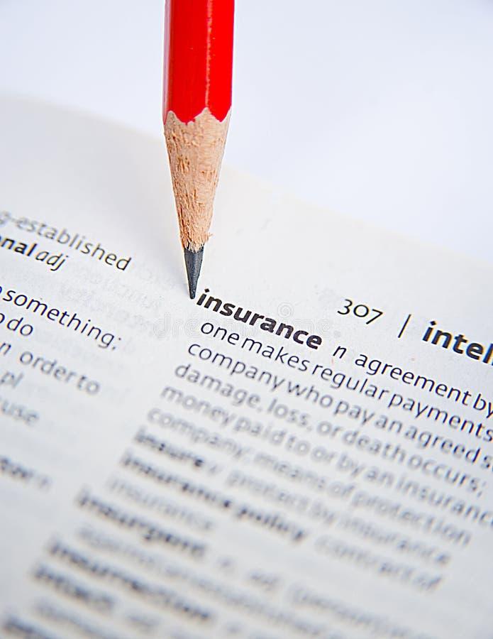 assurance risque de minimisation image stock image du assurance dur e 12207201. Black Bedroom Furniture Sets. Home Design Ideas