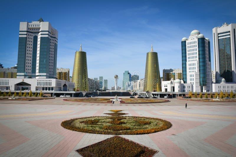 Astana, Καζακστάν στοκ εικόνες