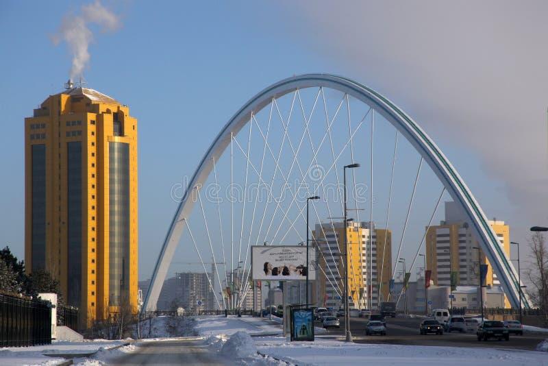 Download Astana editorial photo. Image of bridge, view, astana - 28541026