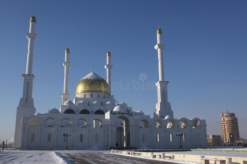 Download Astana editorial photo. Image of gold, astana, area, dome - 28541106