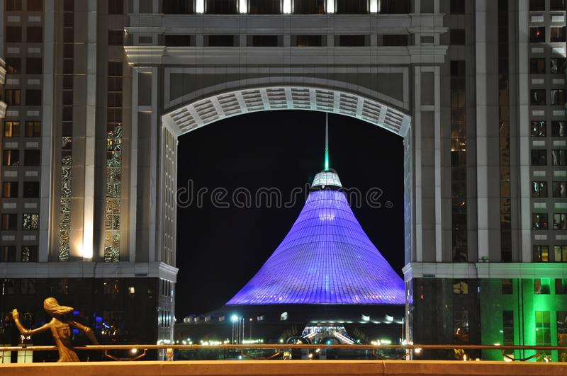 Download Astana Architecture Stock Image - Image: 29410591