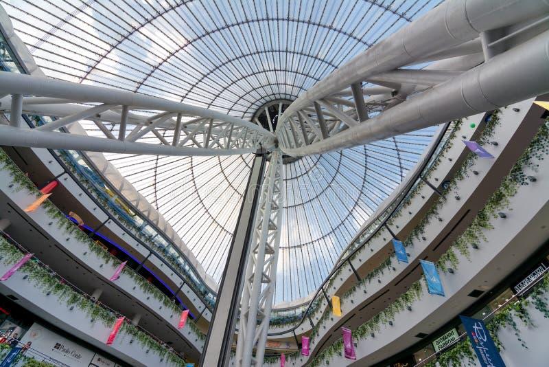 Astana - a capital de Cazaquistão foto de stock royalty free