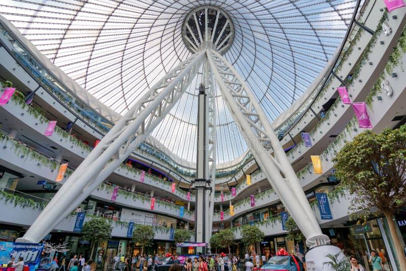 Astana - a capital de Cazaquistão imagem de stock royalty free