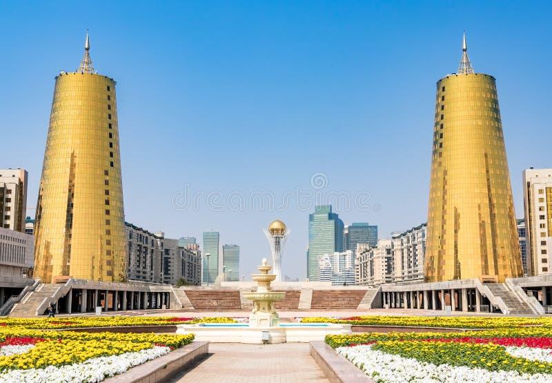 Astana stock photo