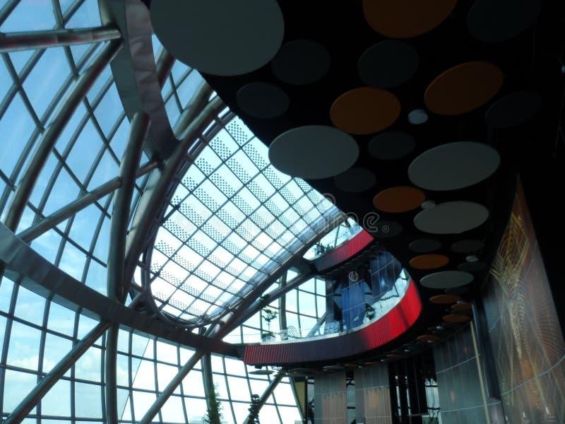 Astana expo 2017 przyszłości energia zdjęcia stock