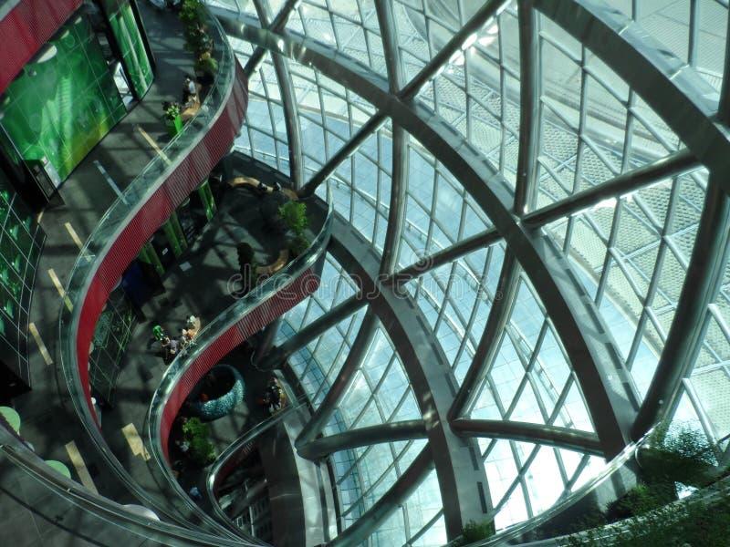 Astana expo 2017 przyszłości energia obrazy stock