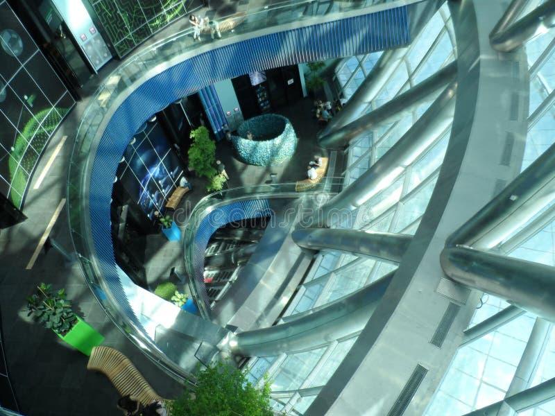 Astana expo 2017 przyszłości energia zdjęcia royalty free