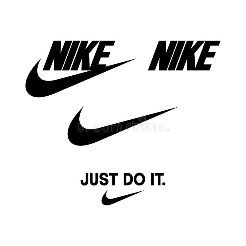 Palmadita Drástico madera  Nike Logo Vector Stock Illustrations – 57 Nike Logo Vector Stock  Illustrations, Vectors & Clipart - Dreamstime