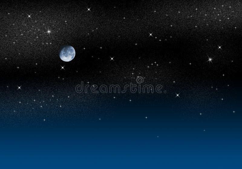 asteroidów niebo