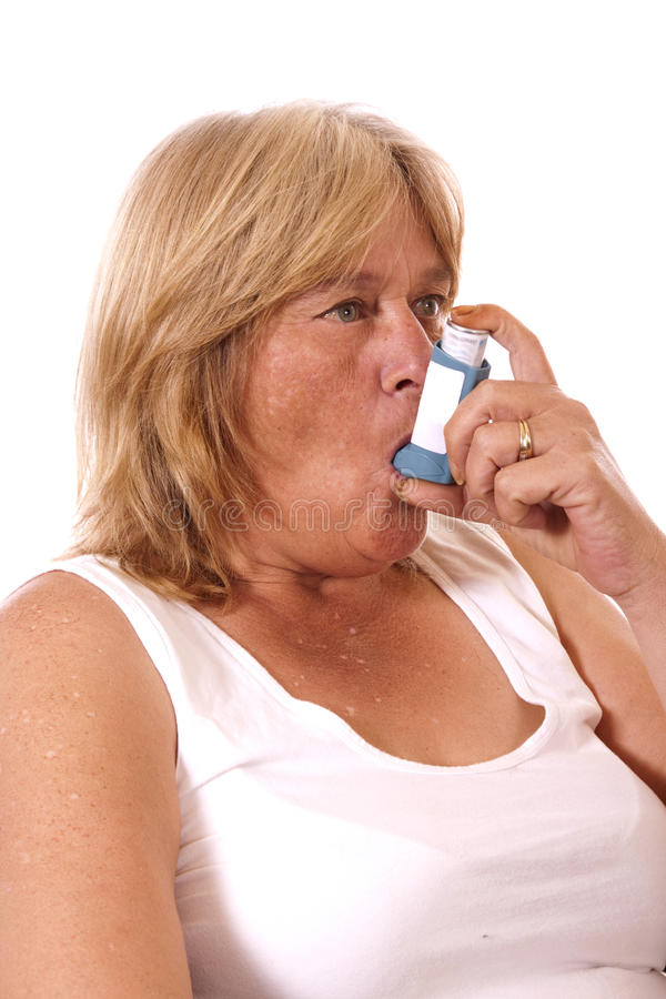 Download Asthma Royalty Free Stock Photos - Image: 13984718