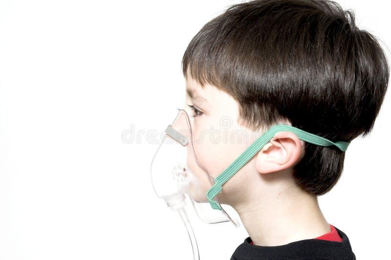 Asthma stockbild